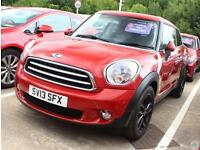 Mini Paceman Cooper 1.6 D ALL4 3dr Pepper Pack
