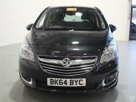 Vauxhall Meriva 1.4 SE 5dr