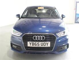 Audi A1 1.4 TFSI 150 S Line 3dr 18in Alloys