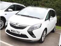 Vauxhall Zafira Tourer 2.0 CDTi 170 Elite 5dr Auto
