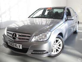 Mercedes Benz C C C200 2.1 CDI B/E Executive SE 4dr