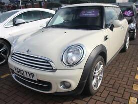 Mini Cooper 1.6 3dr Chili Pack