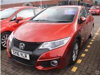 Honda Civic 1.6 i-DTEC 120 SE Plus 5dr