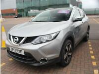 Nissan Qashqai 1.5 dCi 110 N-Connecta 5dr 2WD Comf