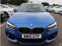 Bmw 1 116d 1.5 M Sport 3dr Auto