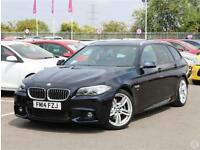 Bmw 5 Touring 520d 2.0 M Sport Plus Pack 5dr Nav