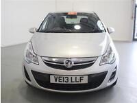Vauxhall Corsa 1.3 CDTi Exclusiv 5dr