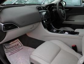 Jaguar XE 2.0d 180 Portfolio 4dr Auto Pan Roof