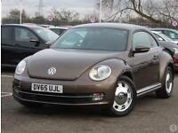 Volkswagen Beetle 2.0 TDI 150 Design 3dr Nav+ Leat