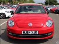 Volkswagen Beetle Convertible 2.0 TSi 210 Sport 2d