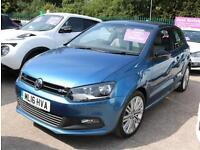 Volkswagen Polo 1.4 TSI 150 ACT BlueGT 3dr