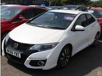 Honda Civic 1.8 i-VTEC SE Plus 5dr Nav