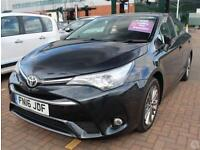Toyota Avensis 1.6D 110 Business Edition 4dr
