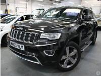 Jeep Grand Cherokee 3.0 CRD 250 Overland 5dr 4WD