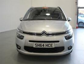 Citroen Grand C4 Picasso 1.6 e-HDi A/D Exclusive+