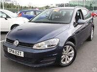 Volkswagen Golf Estate 1.6 TDI 105 SE 5dr