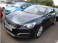 Peugeot 508 2.0 HDi Active 4dr