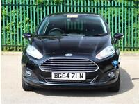 Ford Fiesta 1.6 TDCi Titanium ECOnetic 5dr Leather