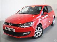 Volkswagen Polo 1.4 Match Edition 5dr