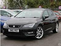 Seat Leon 1.4 TSI 150 FR 5dr Tech Pack 18in Alloys