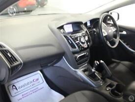 Ford Focus 1.6 TDCi Titanium Navigator 5dr 18in Al