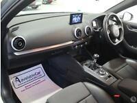 Audi A3 1.4 TFSI 125 S Line 3dr Comfort Pack