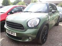 Mini Countryman Cooper 1.6 D 5dr Chili Pack