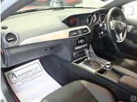 Mercedes Benz C C Coupe C180 1.6 AMG Sport Plus