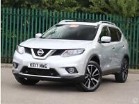 Nissan X-Trail 1.6 dCi 130 N-Vision 5dr 4WD 7 Seat