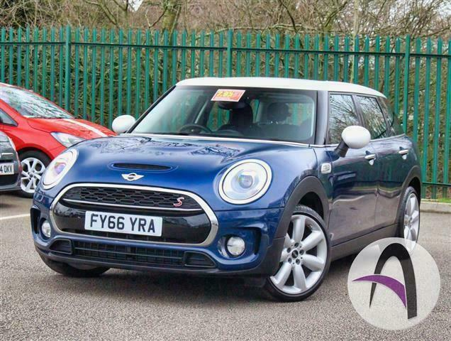 Mini Clubman Cooper S 20d Chili Media Xl Pack 6dr In Sutton In