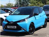 Toyota Aygo 1.0 VVT-i X-Cite 2 5dr X-Nav