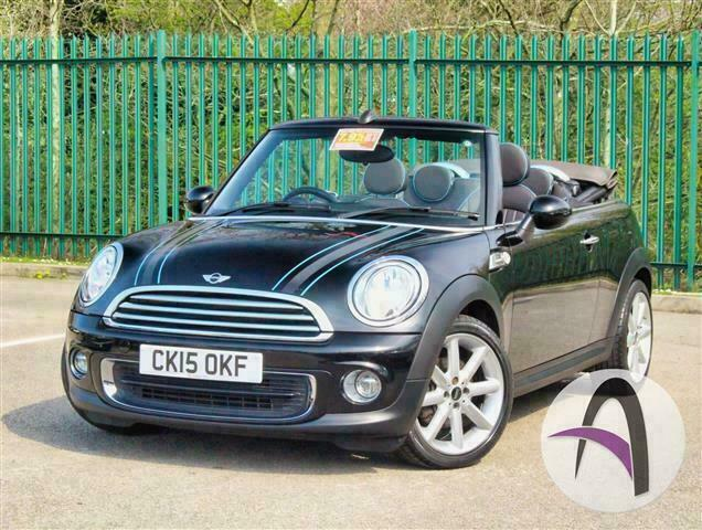 Mini Convertible One 16 Highgate 2dr In Cannock Staffordshire