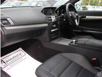 Mercedes Benz E E Coupe E220 2.1 CDI B/T SE 2dr Auto