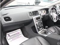 Volvo S60 1.6 D2 115 SE Lux 4dr
