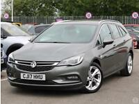 Vauxhall Astra Estate 1.6 CDTi 110 SRi 5dr