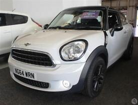 Mini Paceman Cooper 1.6D 3dr Chili Pack