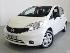 Nissan Note 1.5 dCi 90 Visia 5dr