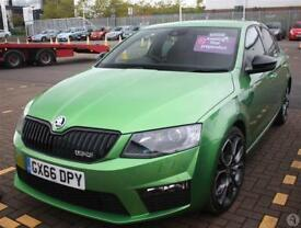 Skoda Octavia 2.0 TDI 184 vRS Nav 19in Alloys