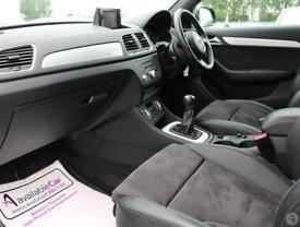 Audi Q3 2.0 TDI 140 Quattro S Line Plus 5dr