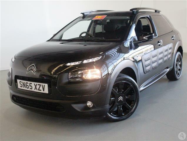 Citroen C4 Cactus 1.6 BlueHDi 100 Flair 5dr