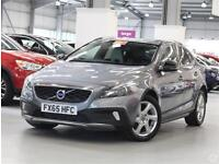 Volvo V40 Cross Country 2.0 D2 120 Lux Nav 5dr Gea