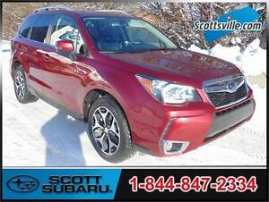 2015 Subaru Forester Turbo Limited Certified Pre Owned