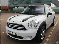 Mini Countryman Cooper 2.0D 5dr Pepper/Media Pack