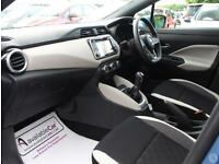 Nissan Micra 1.0 Acenta 5dr Vision Pack