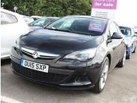 Vauxhall Astra GTC 1.4T 140 Sport 3dr 19in Alloys