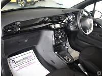 Citroen DS3 Cabrio 1.6 VTi 120 DStyle+ 2dr Auto