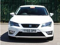 Seat Leon 2.0 TDi 150 FR 5dr Tech Pack 18inAlloys