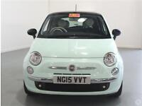 Fiat 500 1.2 Cult 3dr Leather PanRoof