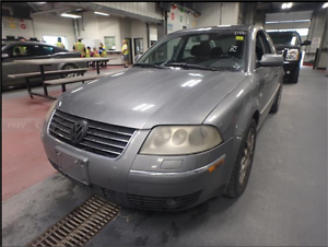 2004 Volkswagen Passat Sedan W8 AWD! Leather Seats! Clean Title!