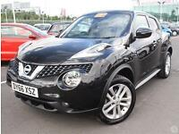 Nissan Juke 1.5 dCi 110 N-Connecta 5dr 2WD